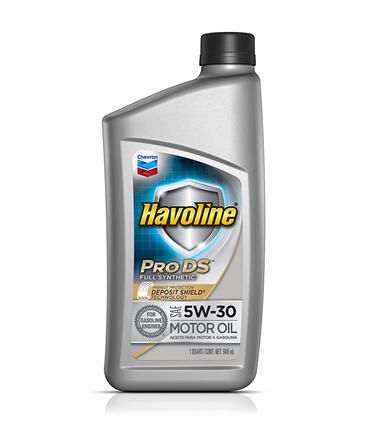 HAVOLINE ProDS SYNTHETIC M/O SAE 5W-30