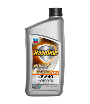 HAVOLINE ProDS SYNTHETIC EURO M/O SAE 5W-40